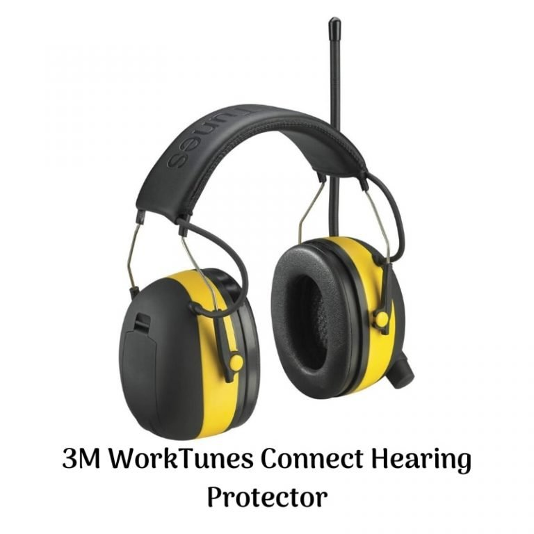 3M WorkTunes Hearing Protector with AM/FM Radio: