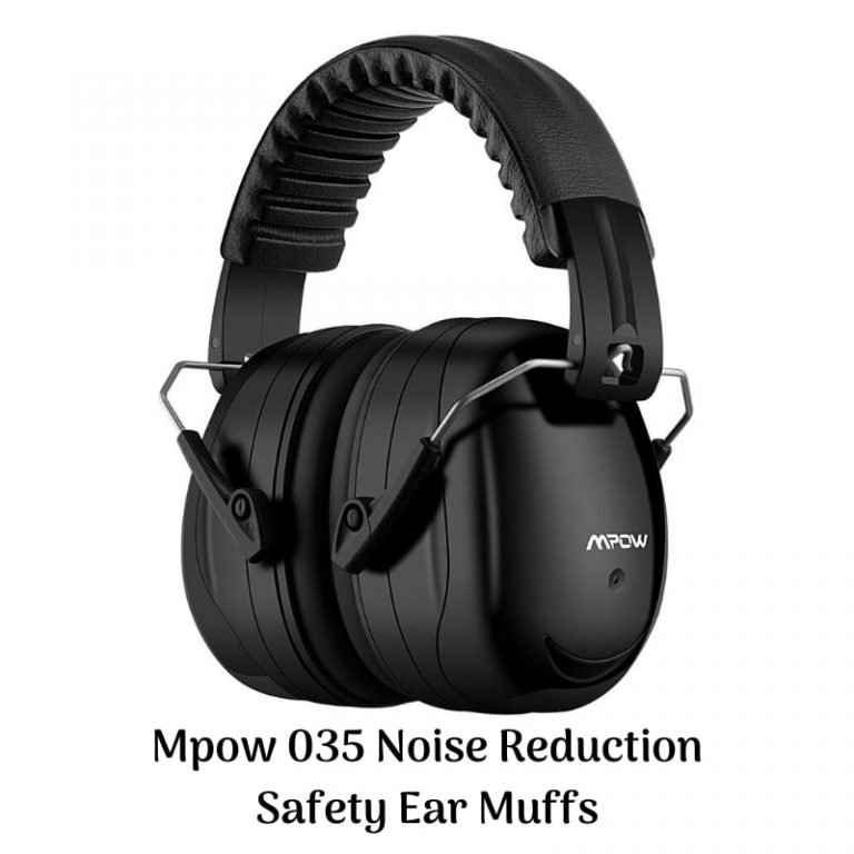 Mpow 035 Noise Reduction Safety Ear Muffs: