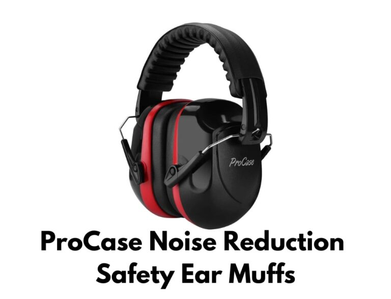 ProCase Noise Reduction Safety Ear Muffs