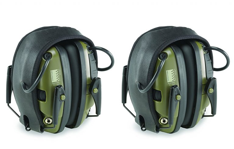 Honeywell R-01526-PK2 Howard Leight Electronic Earmuff2