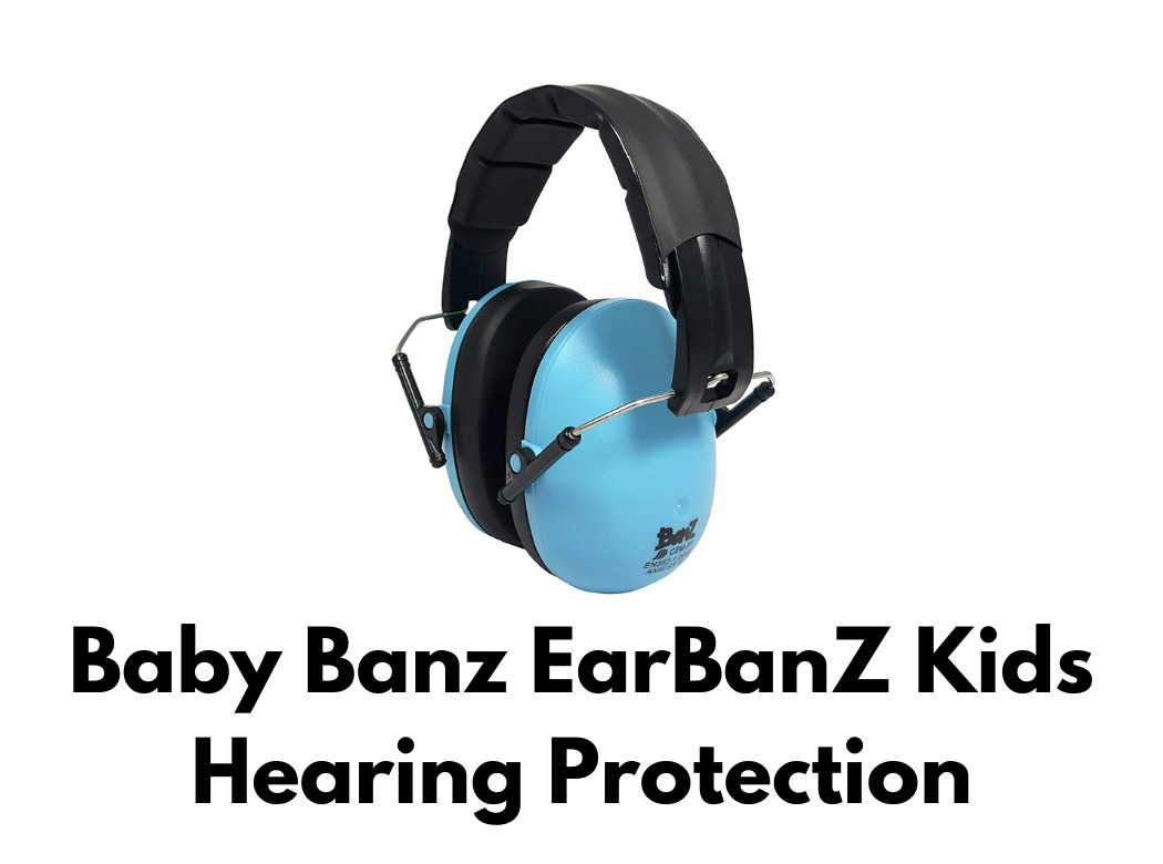 You are currently viewing Baby Banz Earbanz Kids Hearing Protection, Black Review